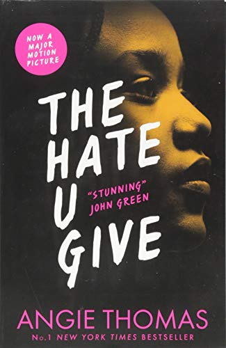 HATE U GIVE                         N/A 9781406372151 Front Cover