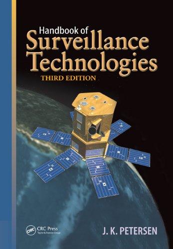 Handbook of Surveillance Technologies  3rd 2012 (Revised) edition cover