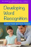 Developing Word Recognition   2014 edition cover