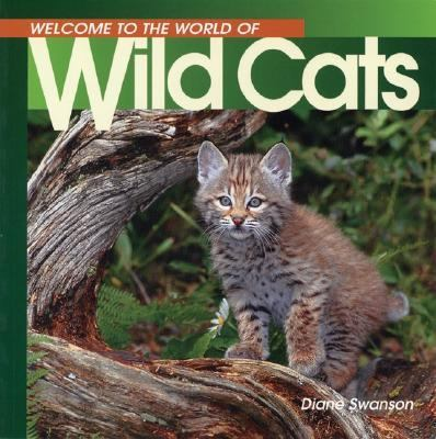Wild Cats  N/A 9781551106151 Front Cover