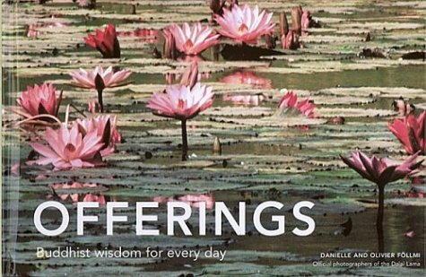 Offerings Buddhist Wisdom for Every Day  2003 edition cover