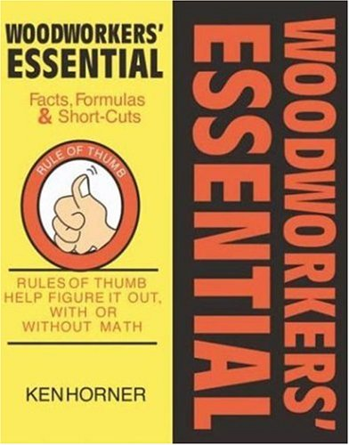 Woodworkers' Essential Facts, Formulas and Short-Cuts Figure It Out, with or Without Math  2002 edition cover