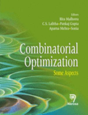 Combinatorial Optimization: Some Aspects  2007 edition cover