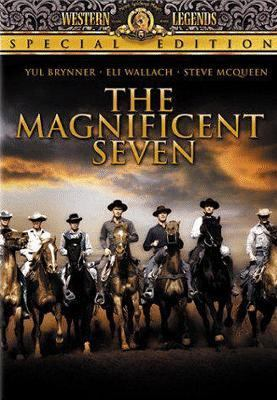 The Magnificent Seven (Special Edition) System.Collections.Generic.List`1[System.String] artwork