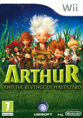 Arthur and the Revenge of Maltazard(Wii) Nintendo Wii artwork