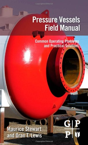 Pressure Vessels Field Manual Common Operating Problems and Practical Solutions  2013 9780123970152 Front Cover