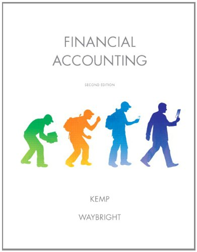 Financial Accounting  2nd 2013 9780133052152 Front Cover