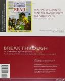 Teaching Children to Read The Teacher Makes the Difference 7th 2015 edition cover