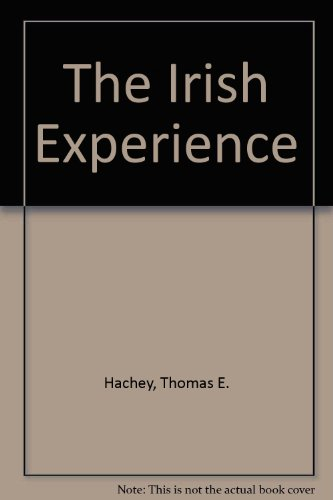 Irish Experience N/A 9780135061152 Front Cover