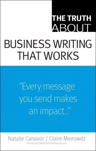 New Rules of Business Writing   2010 edition cover