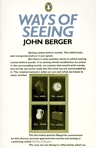 Ways of Seeing   1972 9780140135152 Front Cover