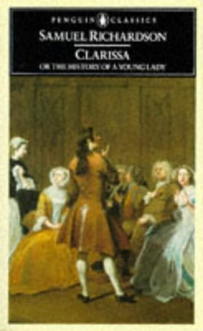Clarissa, Or, the History of a Young Lady   2004 edition cover