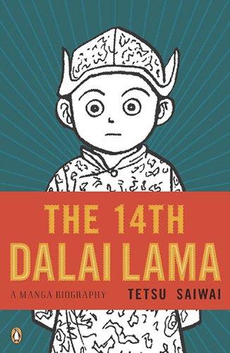 14th Dalai Lama A Manga Biography  2010 edition cover