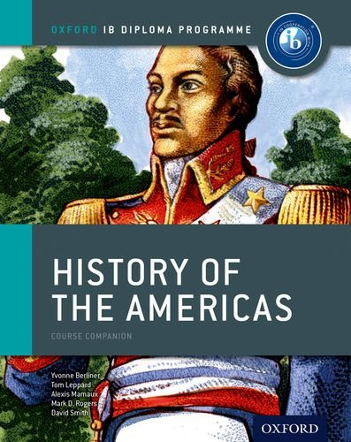 History of the Americas   2012 9780198390152 Front Cover
