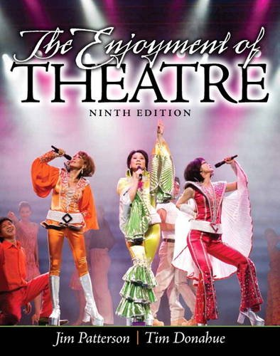 Enjoyment of Theatre  9th 2014 9780205856152 Front Cover