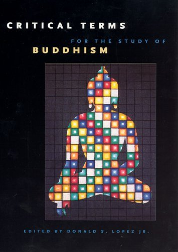 Critical Terms for the Study of Buddhism   2005 edition cover