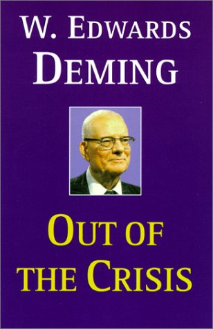 Out of the Crisis   2000 edition cover