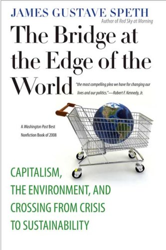 Bridge at the Edge of the World Capitalism, the Environment, and Crossing from Crisis to Sustainability  2009 edition cover