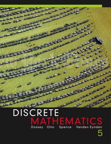 Discrete Mathematics  5th 2006 (Revised) edition cover
