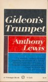 GIDEON'S TRUMPET (RACKSIZE) 1st 9780394703152 Front Cover