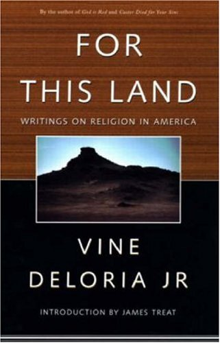 For This Land Writings on Religion in America  1999 edition cover