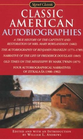 Classic American Autobiographies  N/A edition cover