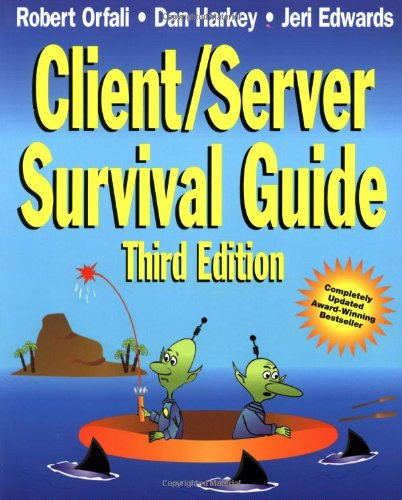 Client/Server Survival Guide  3rd 1999 (Revised) edition cover