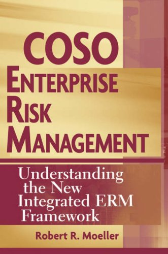 COSO Enterprise Risk Management Understanding the New Integrated ERM Framework  2007 edition cover