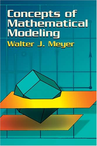 Concepts of Mathematical Modeling   2004 edition cover