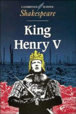 King Henry V   1993 edition cover