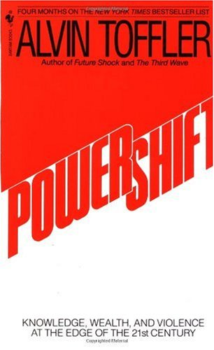 Powershift Knowledge, Wealth, and Violence at the Edge of the 21st Century N/A edition cover