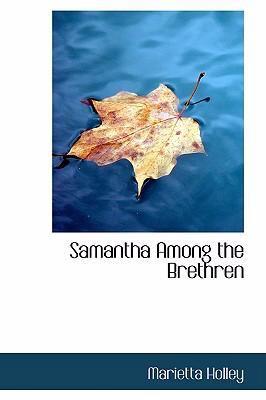 Samantha among the Brethren  2008 edition cover