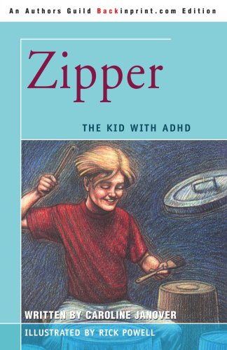 Zipper The Kid with ADHD N/A edition cover