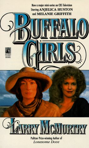 Buffalo Girls  N/A 9780671536152 Front Cover