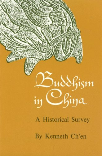 Buddhism in China A Historical Survey  1964 edition cover