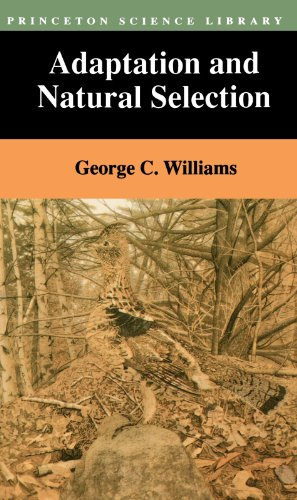 Adaptation and Natural Selection A Critique of Some Current Evolutionary Thought  1996 (Revised) edition cover