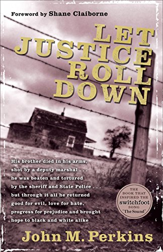 Let Justice Roll Down  N/A edition cover