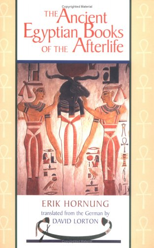 Ancient Egyptian Books of the Afterlife   1999 edition cover