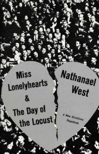 Miss Lonelyhearts and the Day of the Locust   1969 edition cover