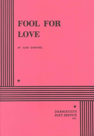 Fool for Love   1983 edition cover