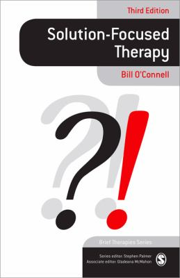 Solution-Focused Therapy  3rd 2012 edition cover
