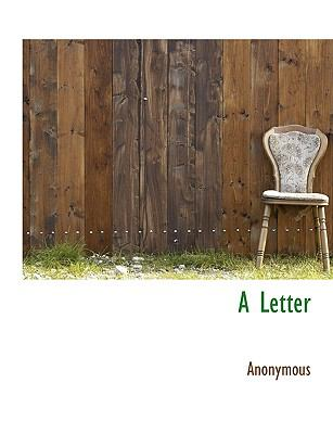 Letter  N/A 9781115286152 Front Cover
