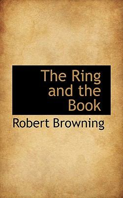 Ring and the Book  N/A 9781115400152 Front Cover