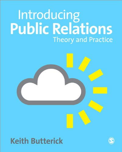 Introducing Public Relations Theory and Practice  2011 edition cover