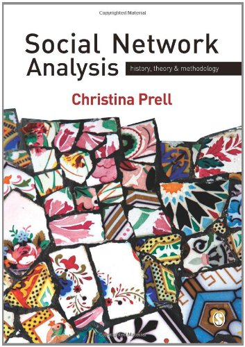 Social Network Analysis History, Theory and Methodology  2011 edition cover