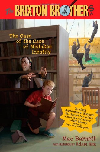 Case of the Case of Mistaken Identity   2009 9781416978152 Front Cover