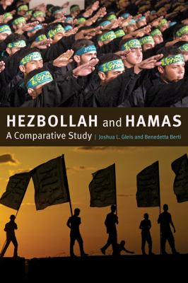 Hezbollah and Hamas A Comparative Study  2012 edition cover