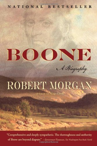 Boone A Biography  2009 edition cover