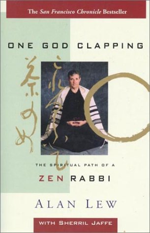 One God Clapping The Spiritual Path of a Zen Rabbi  2001 edition cover
