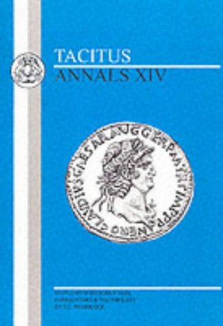 Tacitus Annals XIV 2nd 1992 edition cover